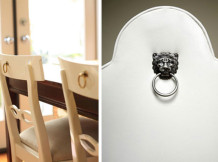 Trendcasting: Chair Back Ring Pulls