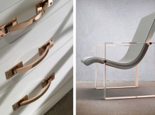 Trendcasting: Rose Gold & Copper Decor