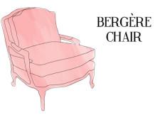 Bergère Chairs