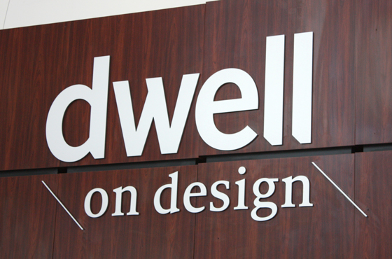 DwellOn Design Sign