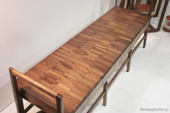 Sitskie Dwell on Design Bench