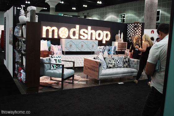 modshop dwell on design booth