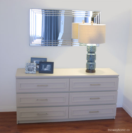 A Tranquil Master Bedroom Makeover This Way Home