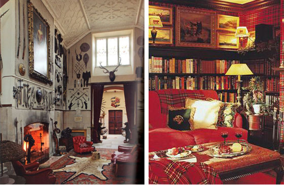 Scottish Decor Design Style