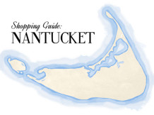 Shopping Guide: Nantucket